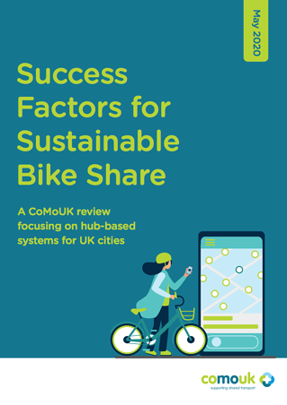 CoMoUK Bike Share Guide