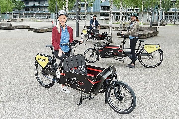 ecargo bikes